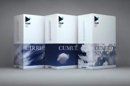 Cirrus, Cumulus, Cumulonimbus