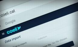 Coeli. Data import