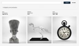 Colección Coeli. Fondo gris claro