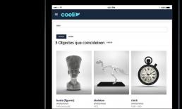 Coeli web catalogue
