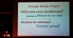 Virtually shoes. Northampton Museums and Art Gallery (NMAG). Jane Seddon