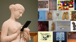 Collage congreso REMED y #museuobert